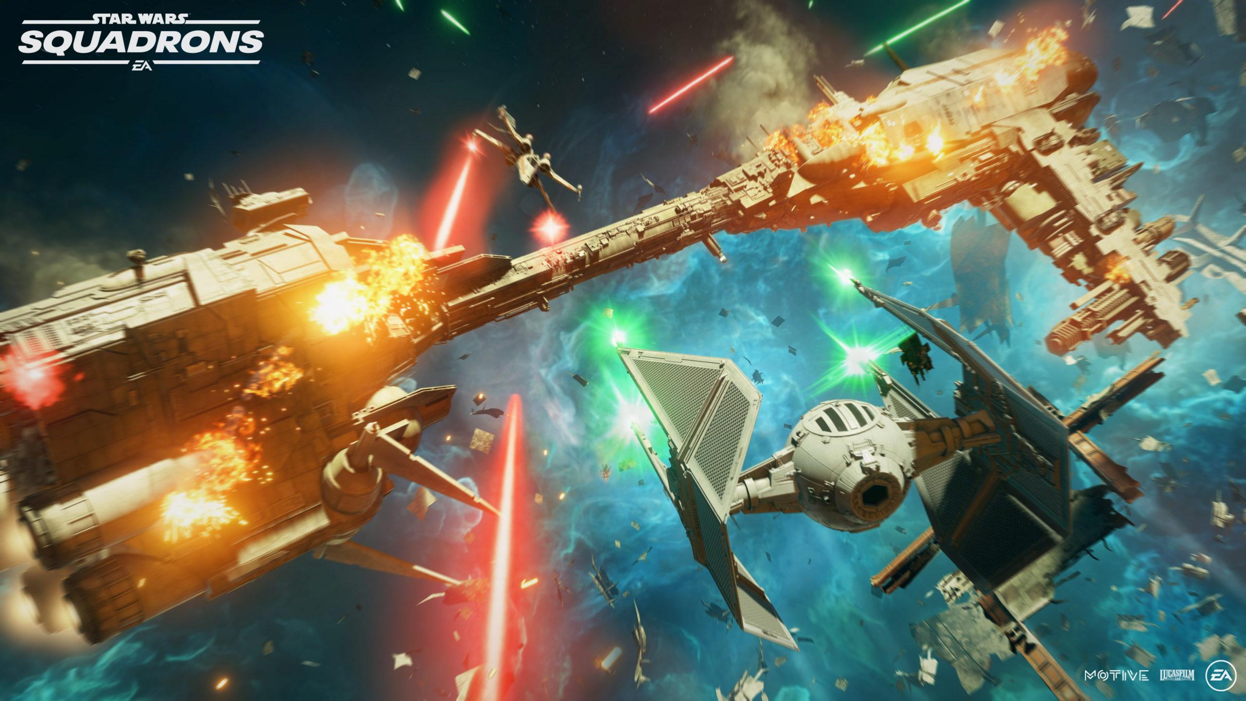 Test de jeu - Star Wars Squadrons