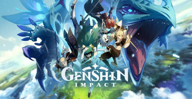 Test de jeu - Genshin Impact