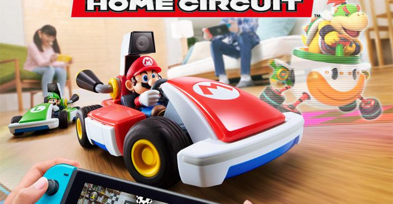 Test de jeu - Mario Kart Live