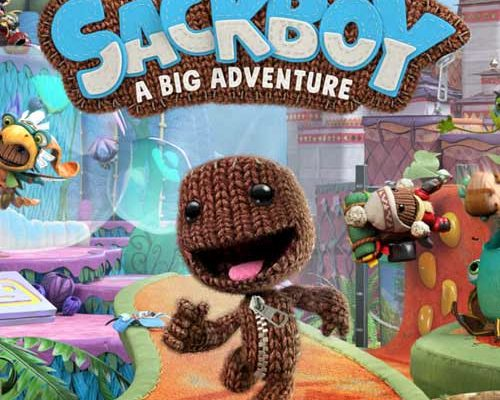 Test de jeu - Sackboy : A Big Adventure
