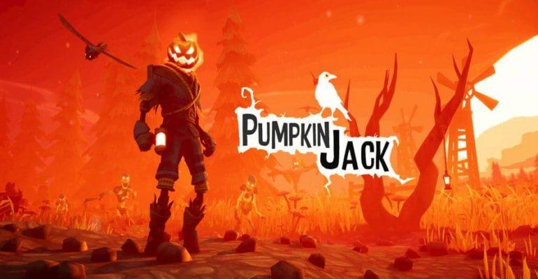Test de jeu - Pumpkin Jack