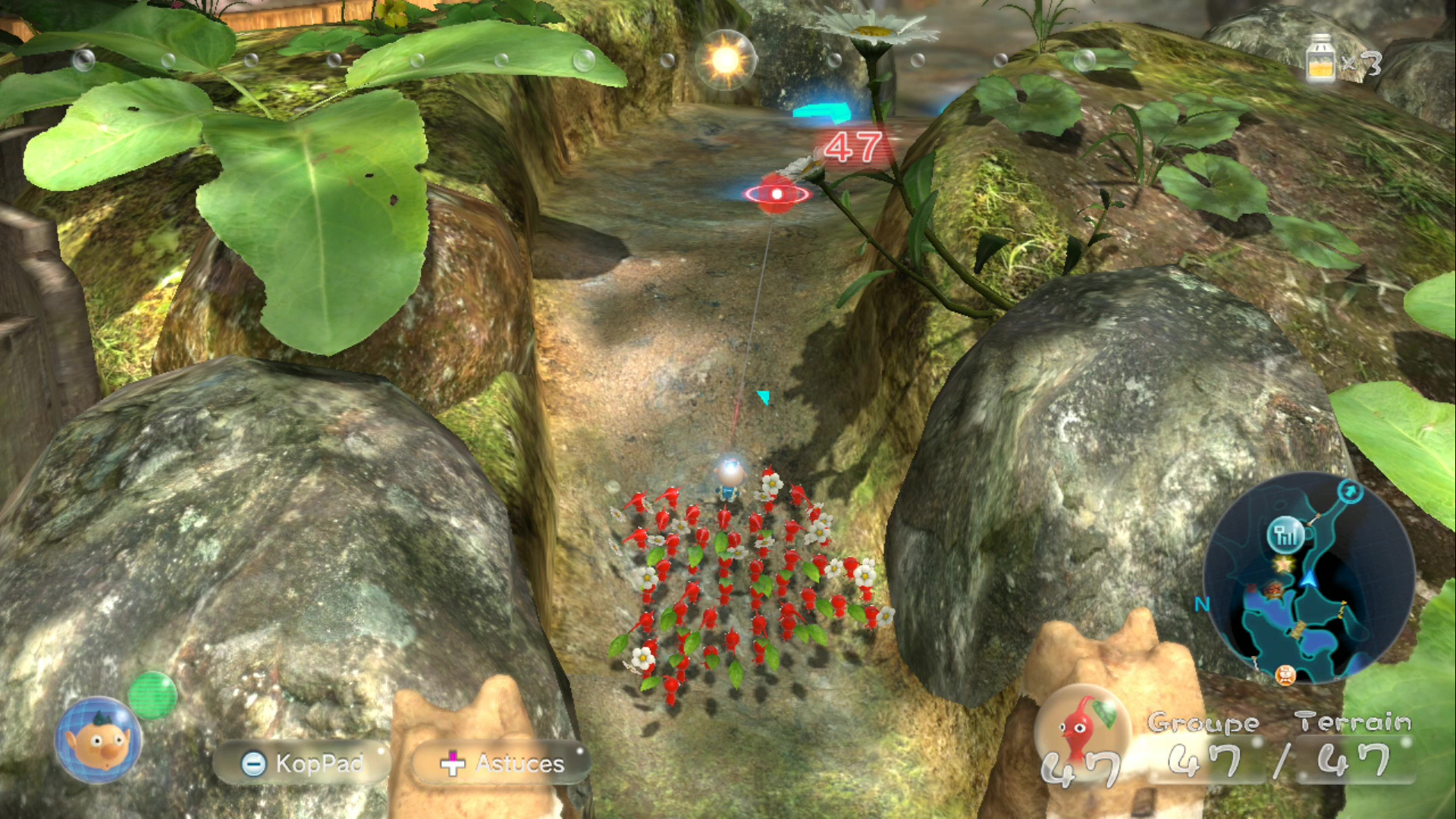 Test de jeu - Pikmin 3 Deluxe