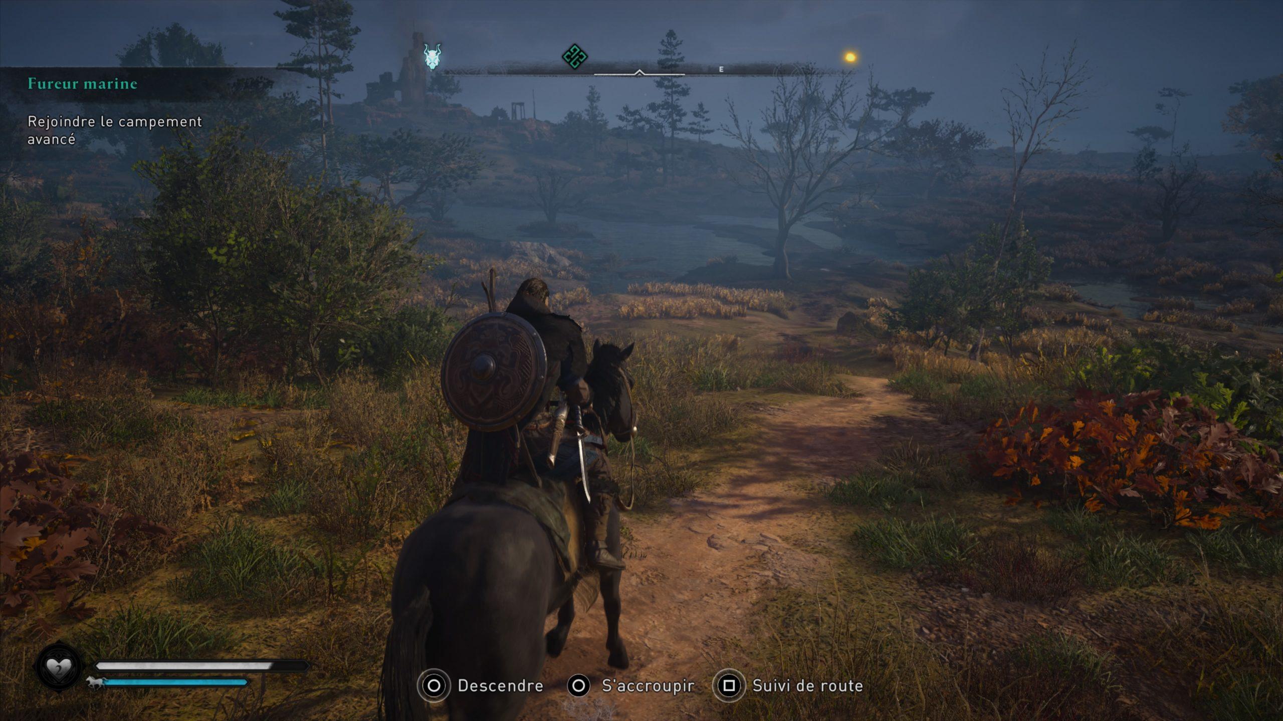 Test de jeu - Assassin's Creed Valhalla