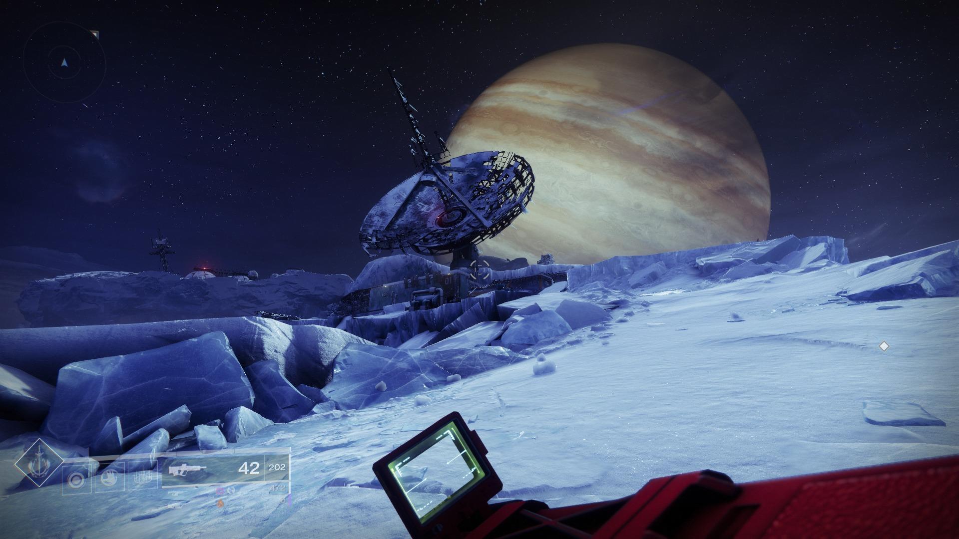 Test de jeu - Destiny 2 : Au-delà de la Lumière