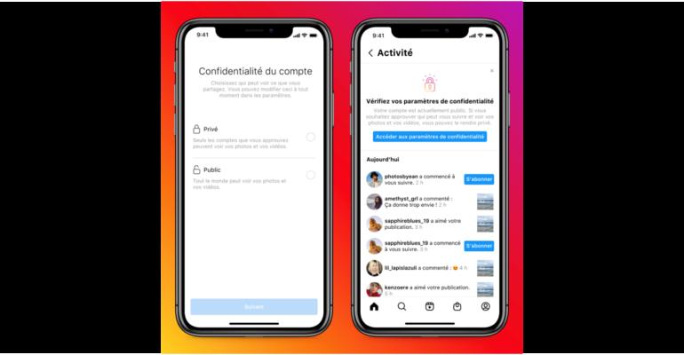 Instagram annonce de nouvelles fonctionnalités pour renforcer la sécurité des jeunes utilisateurs