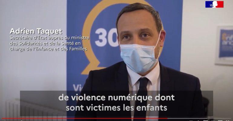 Adrien Taquet présente le 3018